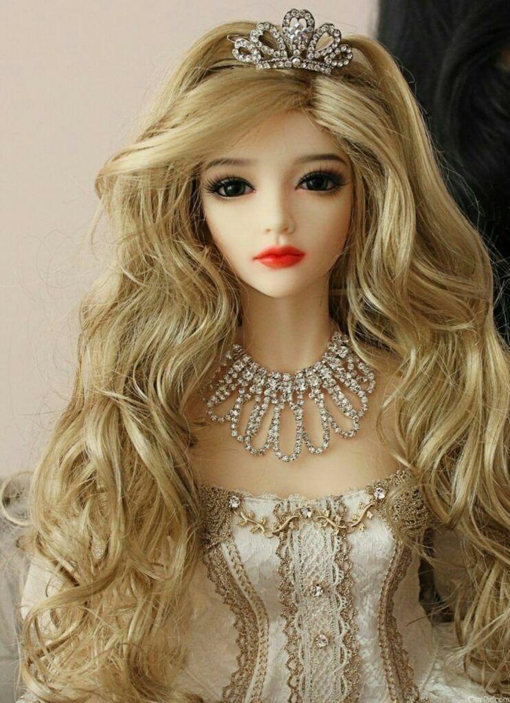 Cute Barbie Images For Whatsapp Bjd Dolls Girls Barbie Dolls Beautiful Barbie Dolls