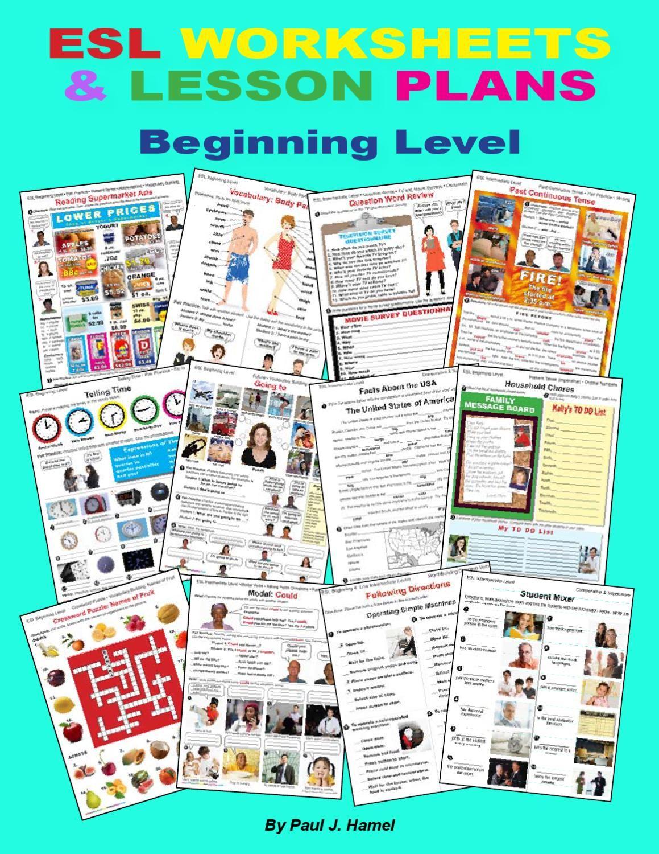 Isl Worksheets And Lesson Plans For Beginners Dengan Gambar
