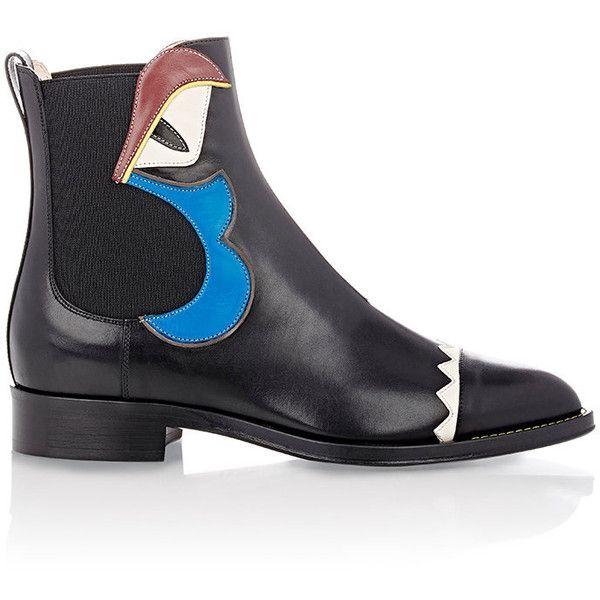 Chelsea boots - Black Fendi fEGPsVS3LJ