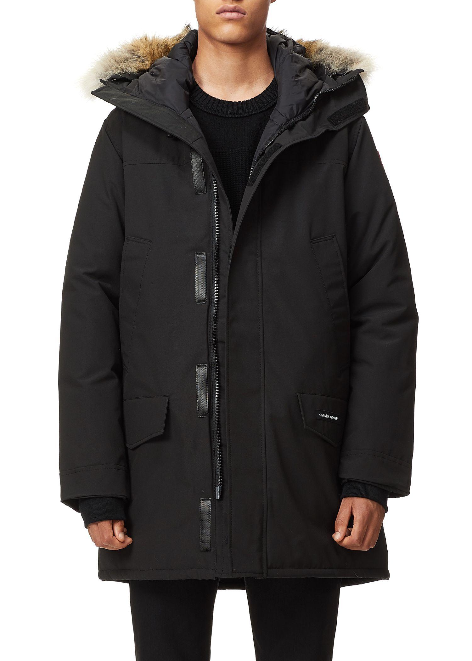 7d1872a8c93 CANADA GOOSE LANGFORD PARKA. #canadagoose #cloth #   Canada Goose ...