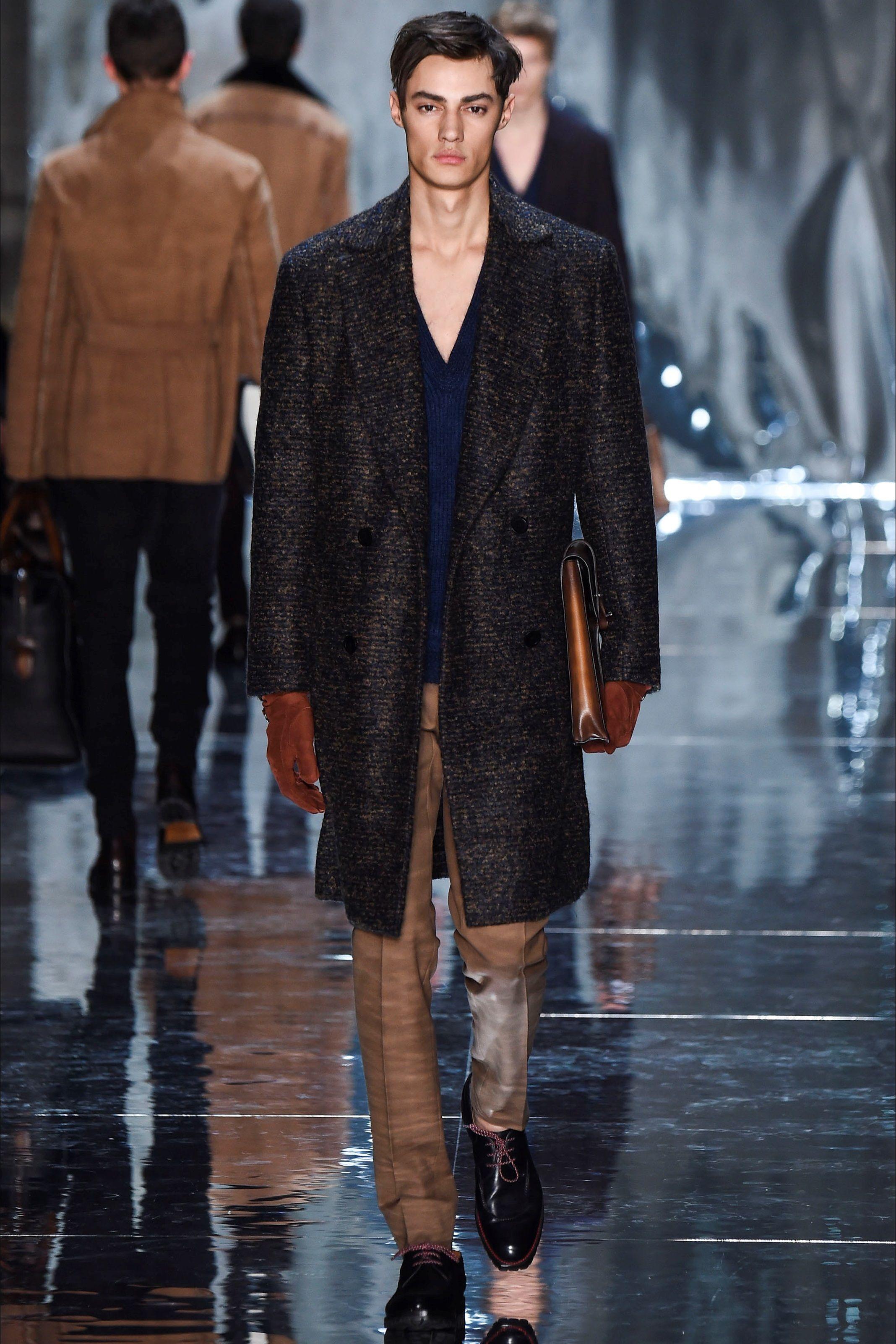 Berluti Fall Winter 2015 | Men's Paris Fashion Week