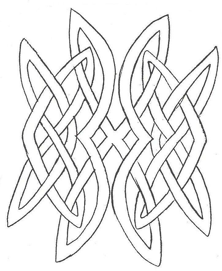 image regarding Printable Celtic Stencils referred to as celtic tattoo,knot tattoo,irish tattoo,celtic tattoo layout