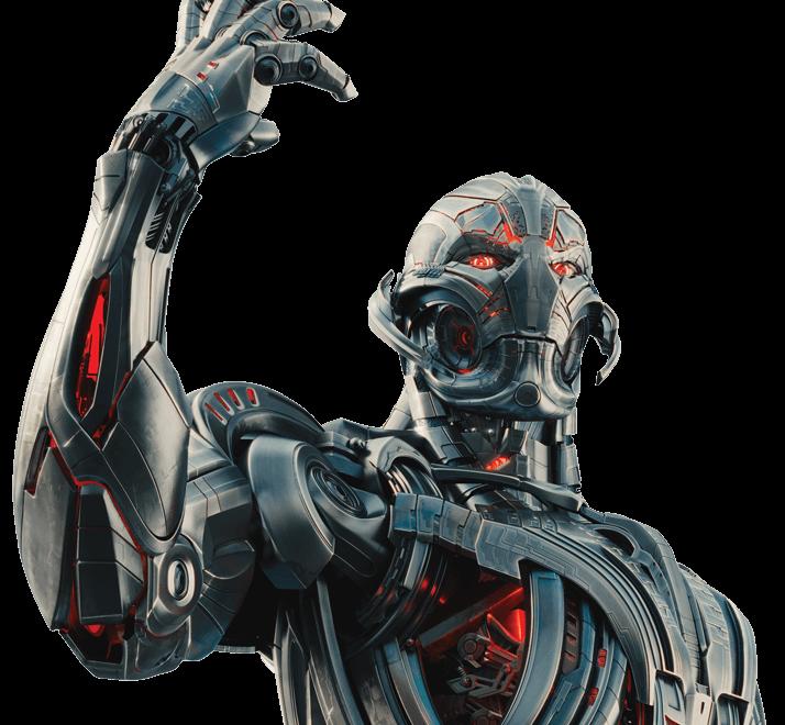 Novo Comercial de Vingadores: Era de Ultron