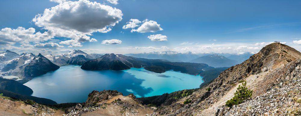 Panorama from Panorama Ridge by James Wheeler on 500px