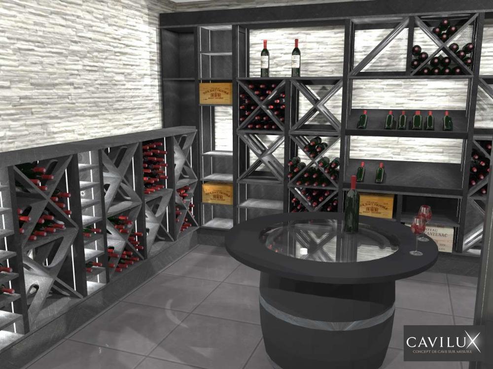 Projets 3d Cavilux Fabricant De Cave A Vin Sur Mesure Deco