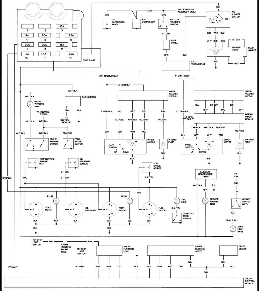 1998 Jeep Cherokee Fuel Pump Wiring Diagram Google Search In 2020 Jeep 1987 Jeep Wrangler Jeep Tj