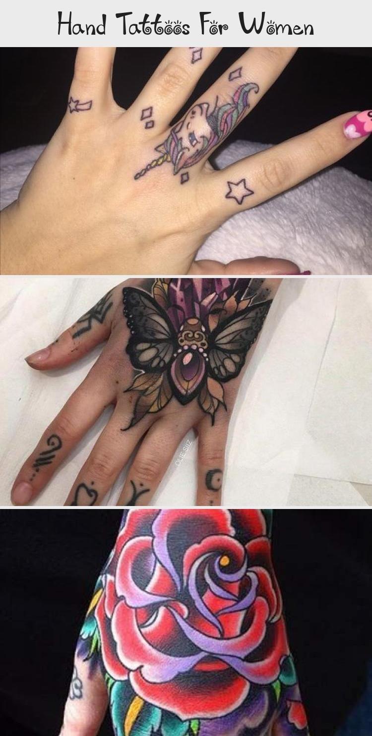 Photo of 35 Hand Tattoos for Women | Cute Tattoos For Girls On Hand #TattoosandBodyArtIde…