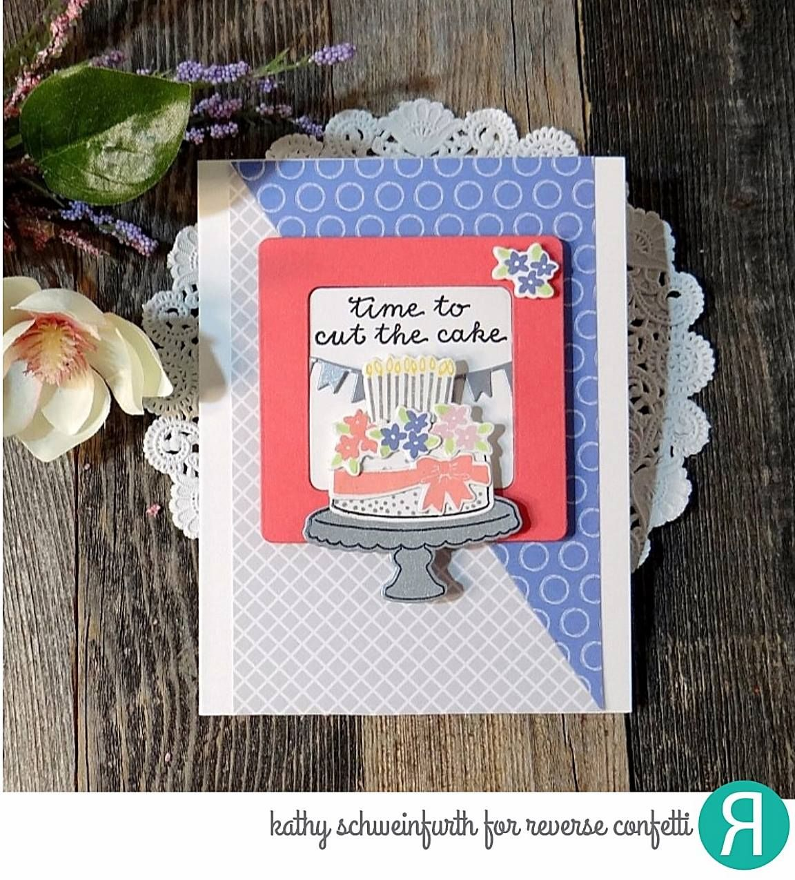 Mail Paper crafts, Birthday