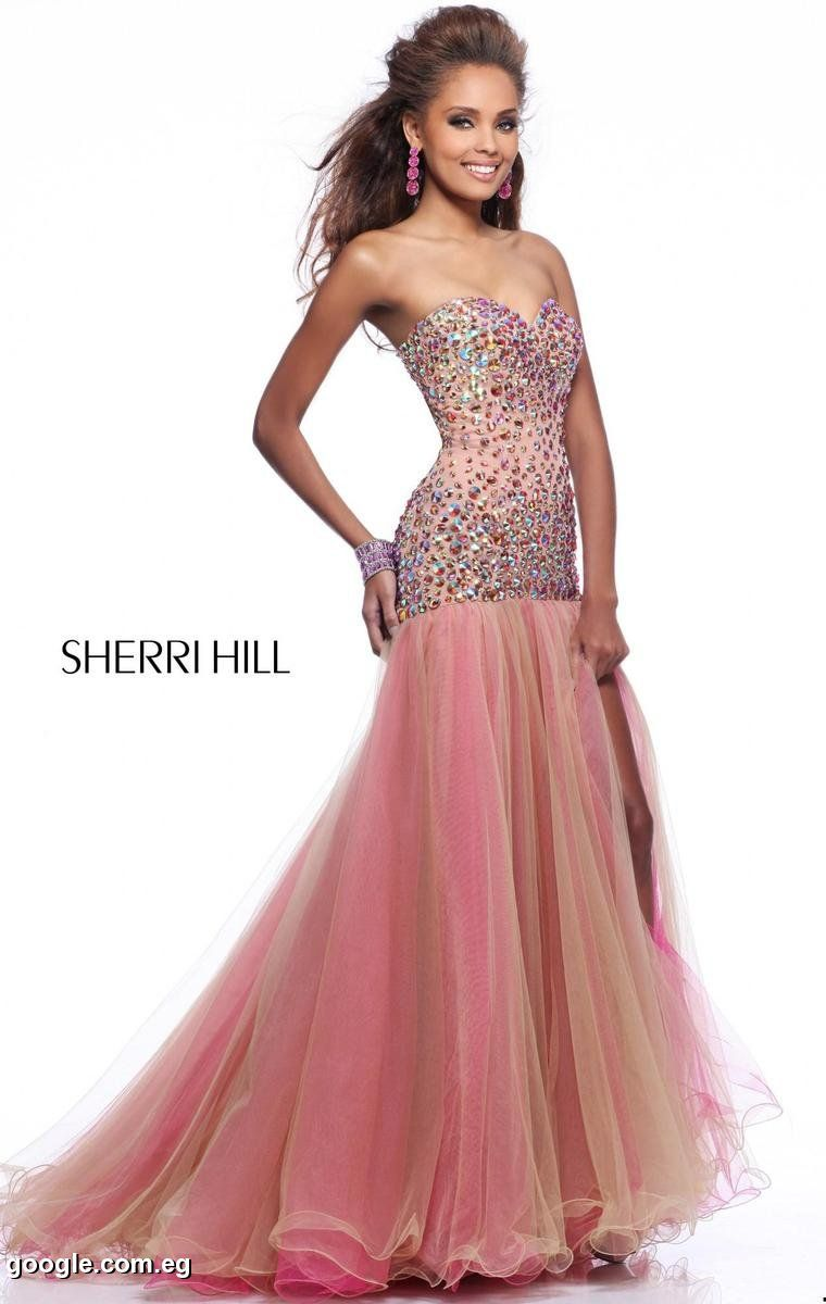 SHERRI HILL | Evening dresses | Pinterest | Vestiditos