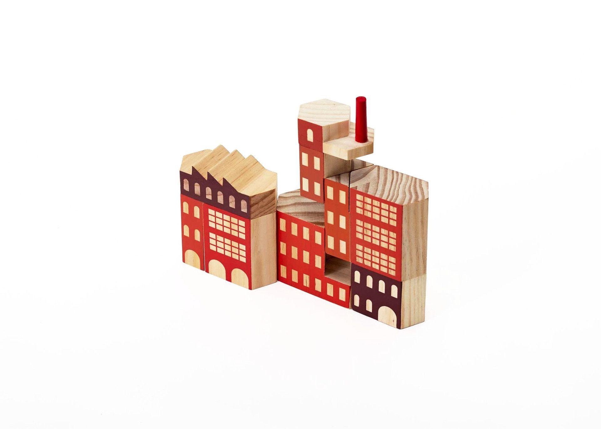 Blockitecture Factory Blocks