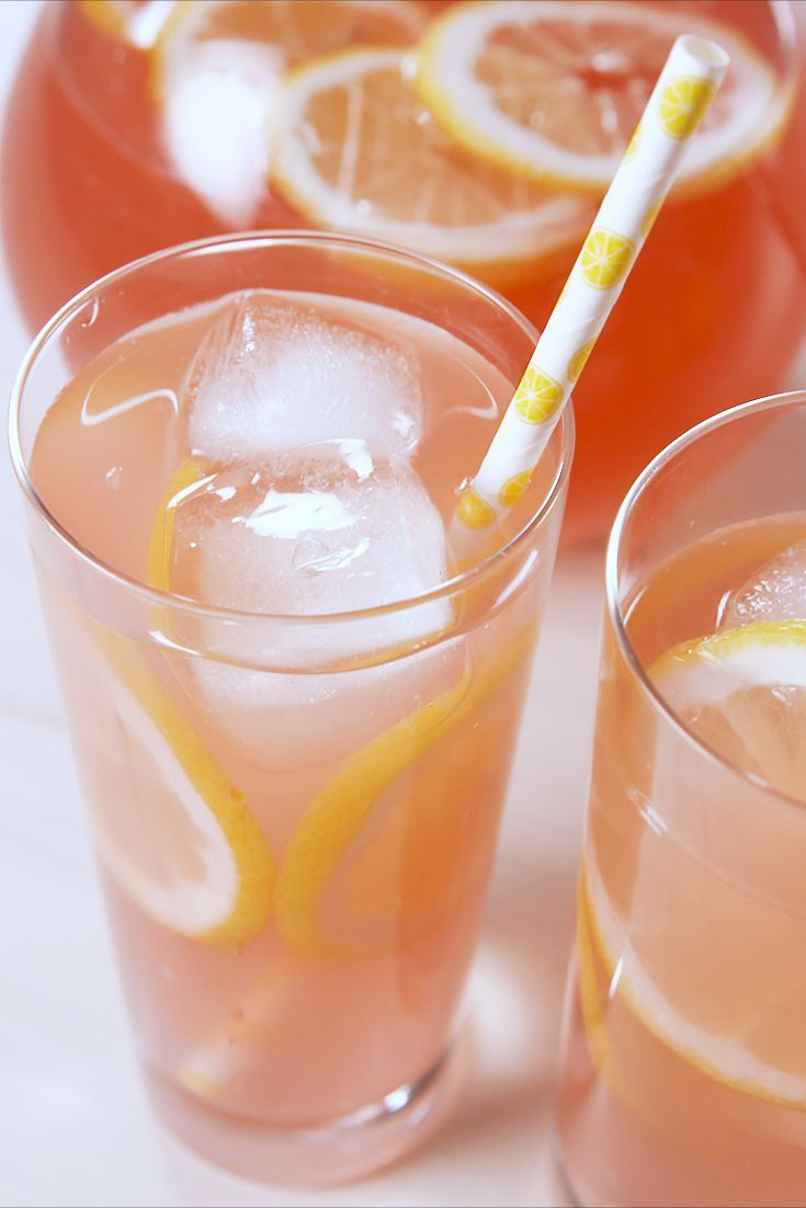 31 spiked lemonades you need to make this summer | beverages