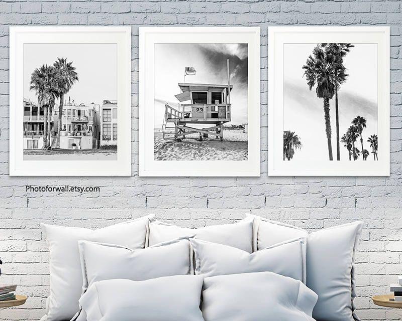 Liuard Tower Palm Trees Venice Beach