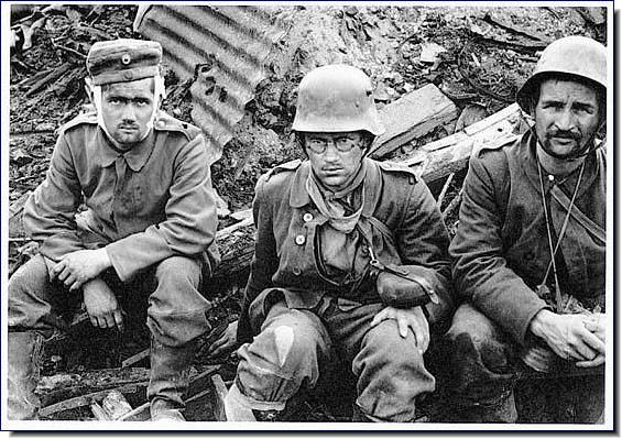 Image result for ww1 german SOLDIERS at ypres