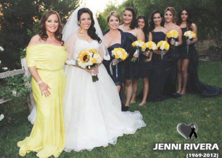 I love Jenni<3 Jackies wedding.^.^ | Jenni Rivera Forever ...