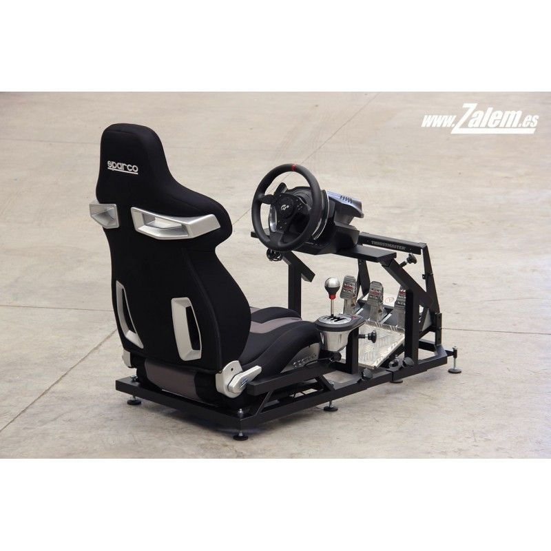 Zalem V27 para Thrustmaster T500 | carsim | Racing simulator, Flying