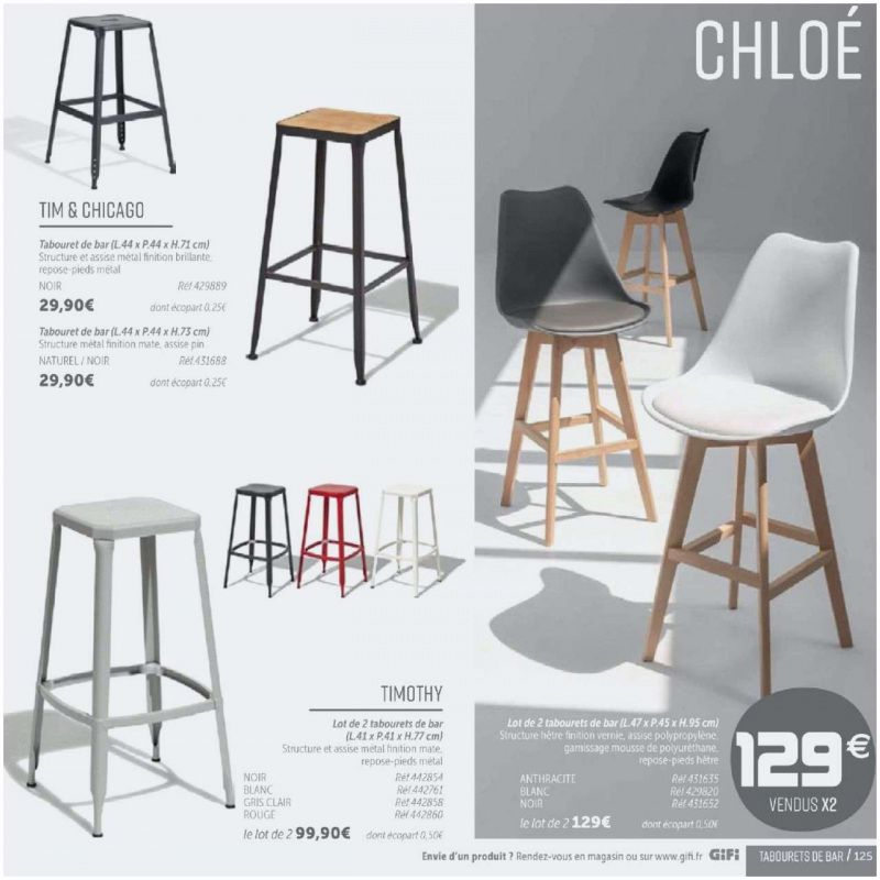 77 Tabouret Salle De Bain Gifi 2018 Home Decor Bar Stools Decor