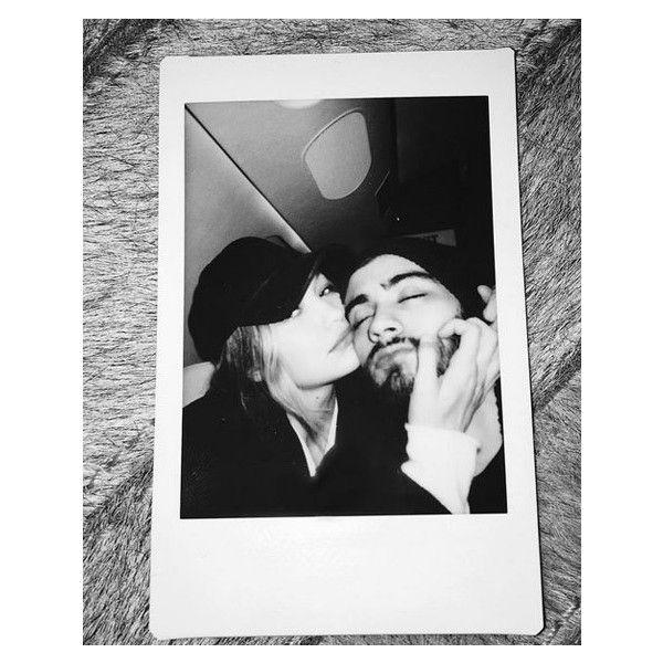 1450619413_gigi-hadid-zayn-malik-dating-first-selfie-instagram.jpg... ❤ liked on Polyvore featuring gigi hadid, couples, gigi, models and people