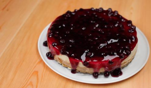 طريقة عمل تشيز كيك التوت الازرق حلويات Tart Recipes Dessert Recipes Desserts Food