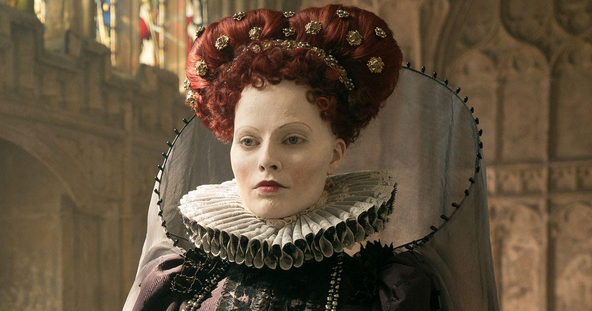 See Margot Robbie Transform as Queen Elizabeth I in Mary