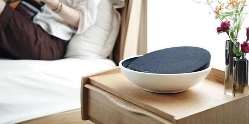 True #musiclovers know the difference between a simple Bluetooth speaker and one…