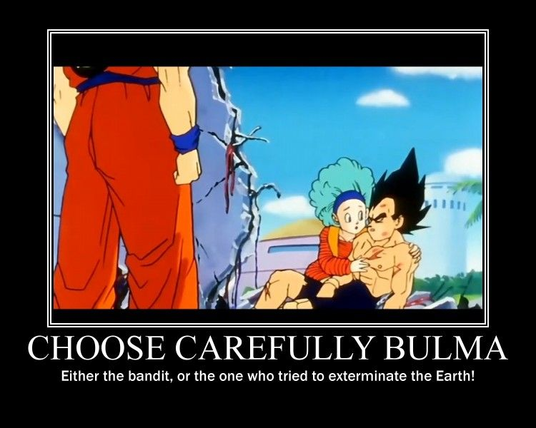 Bulma Vegeta Still A Better Love Story Than Twilight Other