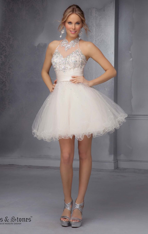 Mori Lee 9289 Dress - MissesDressy.com | STICKS & STONES | Pinterest ...