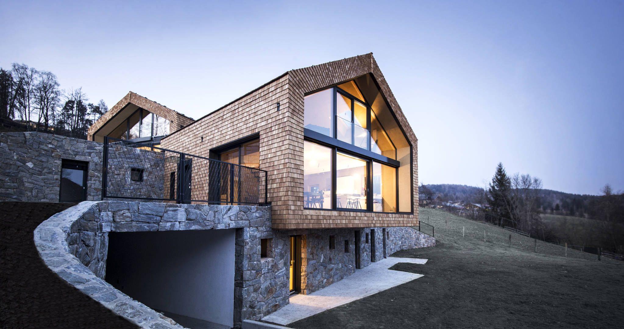 Case Moderne Di Design : Case in stile di noa* network of architecture decorazioni casa