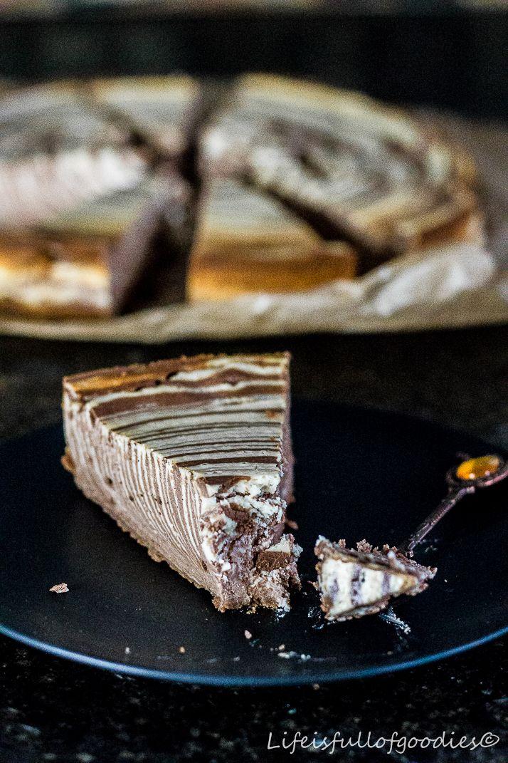 Zebra Kasekuchen Rezept Kuchen Pinterest Kuchen Zebra