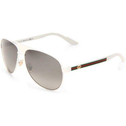 680a19cf5014 Gucci Women`s 2898 S Aviator Sunglasses