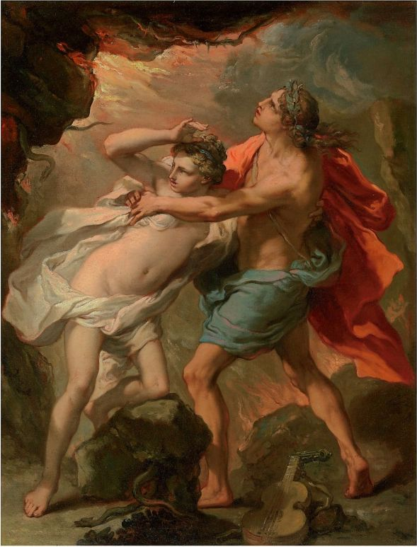 Orpheus Greek Mythology