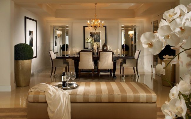 The ritz carlton residences interior design gallery is part of the interiors by steven g
