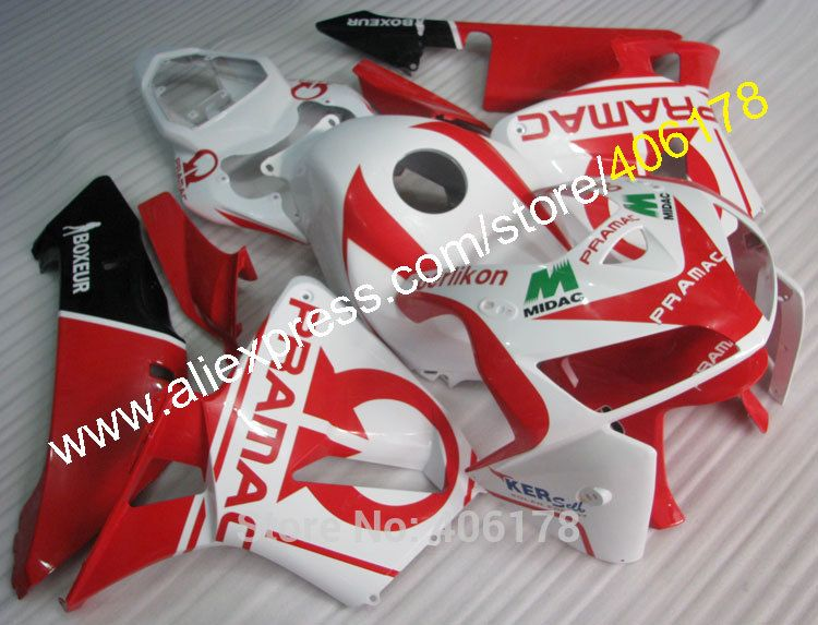 Hot Sales For Honda Cbr600rr F5 2005 2006 Body Kit Cbr 600 Rr 05 06