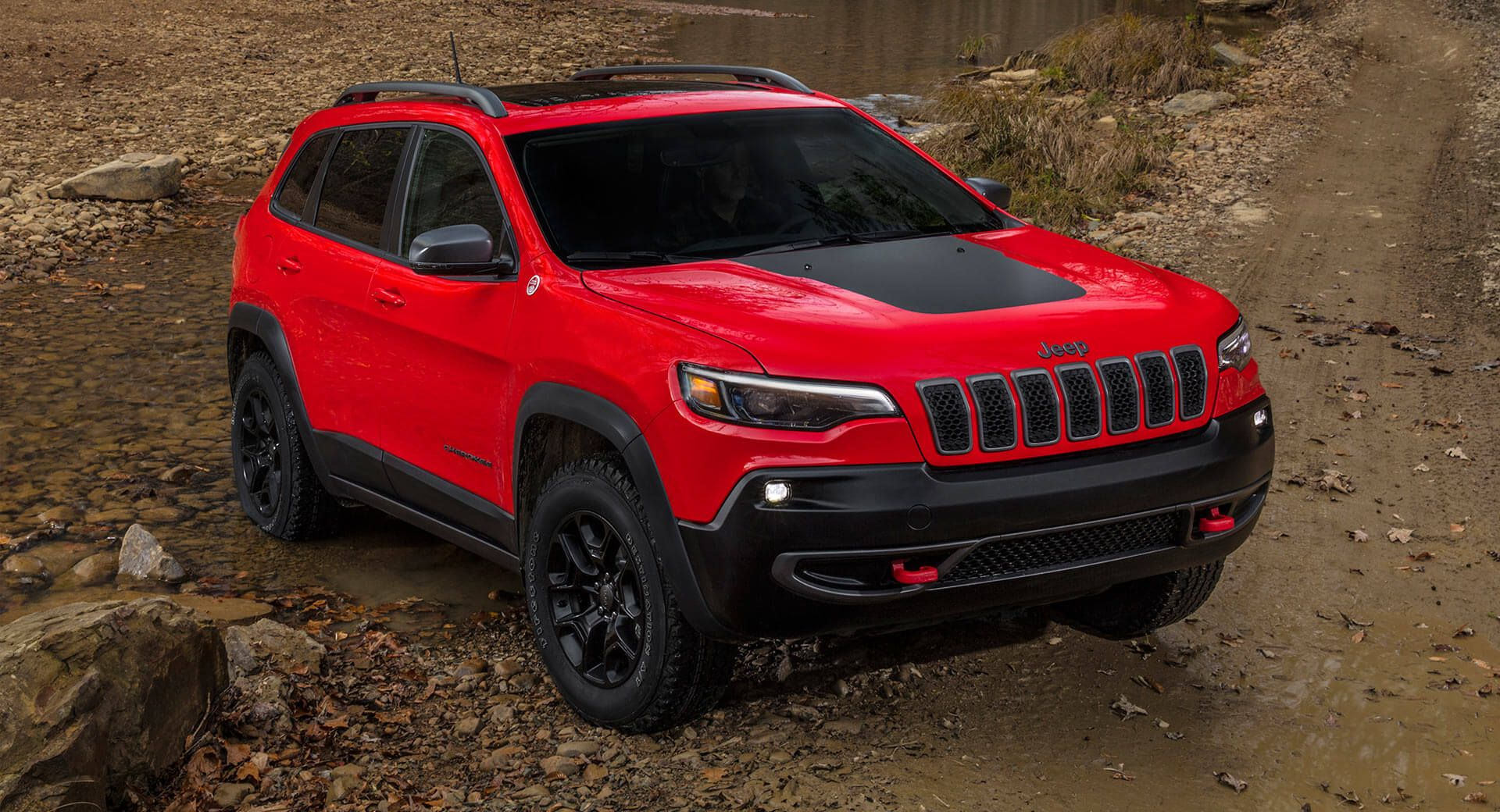 2019 Jeep Cherokee Pricing Starts At 25 190 Jeep Cherokee Jeep