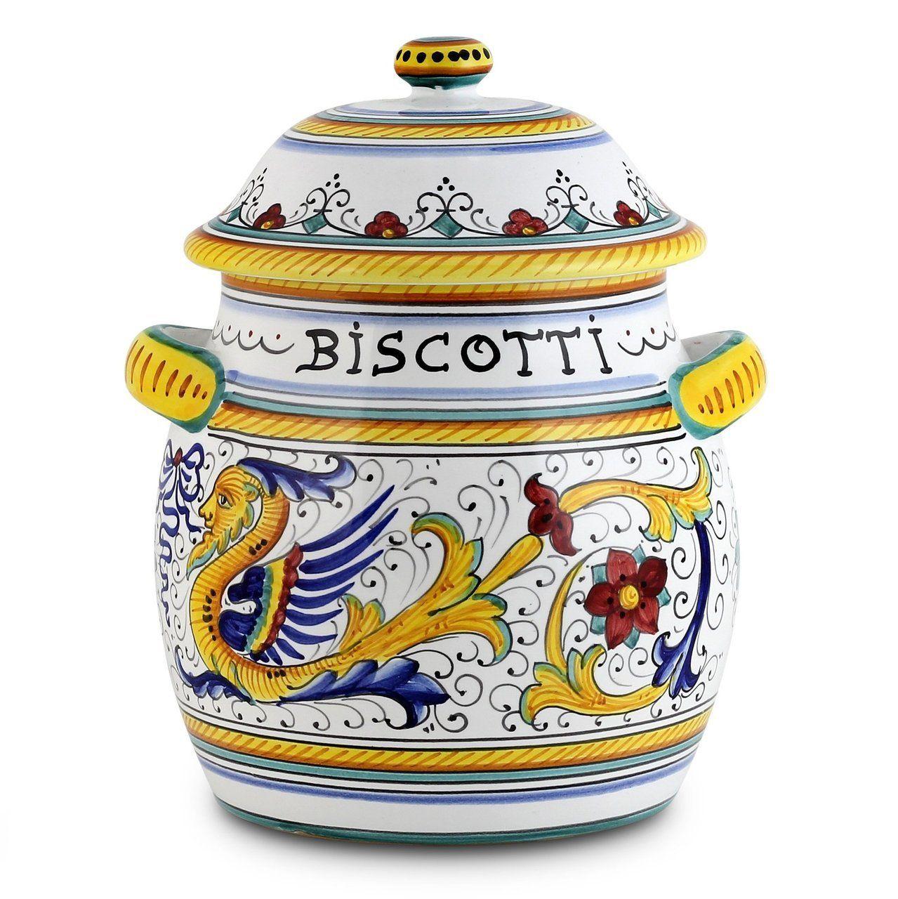 A Tradition of Italian Ceramics Deruta