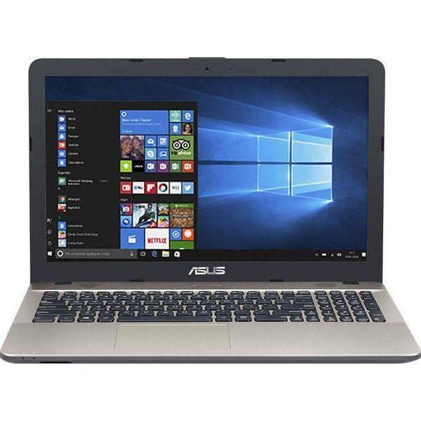 8db97eaef Notebook Asus Vivobook Max X541NA - GO472T Intel Celeron Quad Core 4GB  500GB Tela LED 15