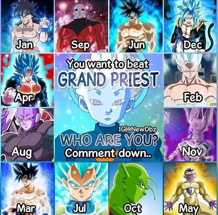 I'm SSB4 Vegito & you??? UltraInstinct dragonball