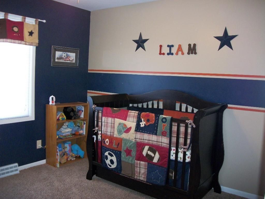 Nojo My Little Mvp 9 Piece Crib Bedding Set Google Search