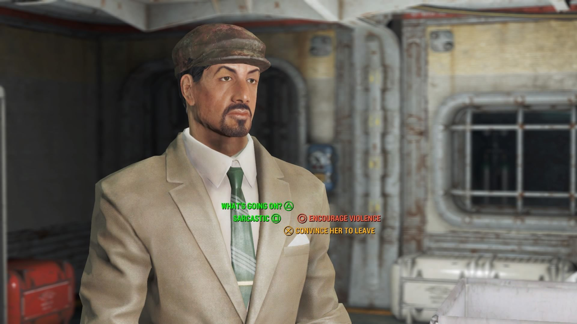Celebrity Character Creation - Fallout 3 Message Board for ...