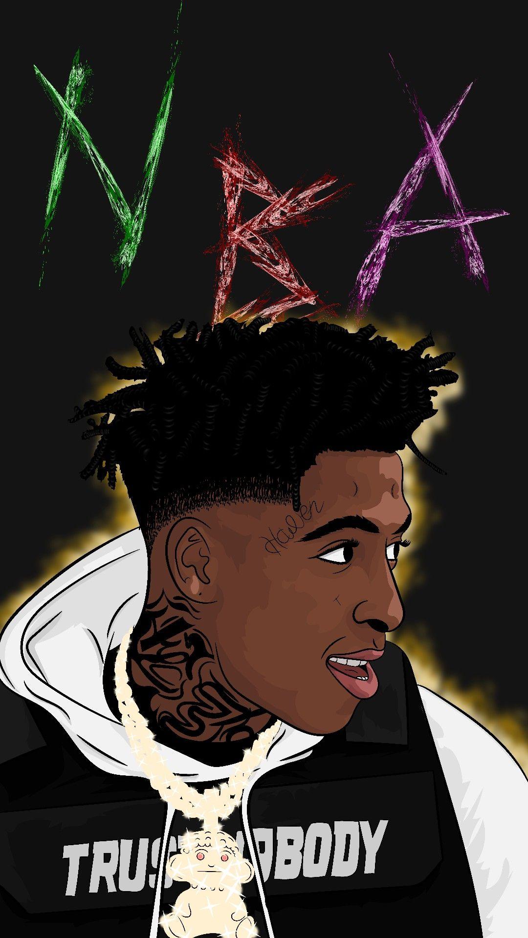 Cartoon Nba Youngboy Im Drawing Many Cartoon People Just Check My Work Cartoon Art Drawing Cartoon People Rapper Art