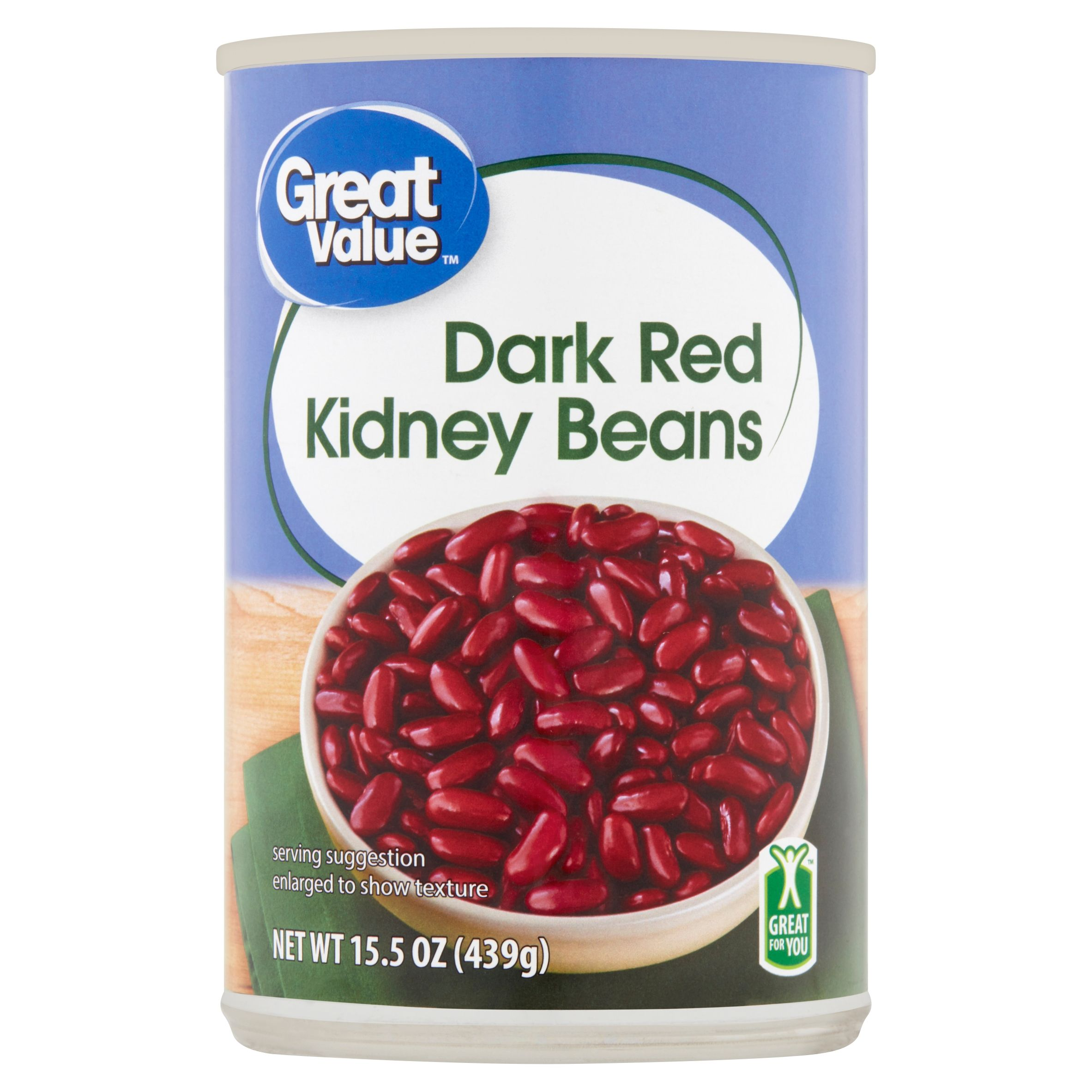 Great Value Dark Red Kidney Beans 15 5 Oz Ad Red Sponsored Dark Great Kidney Beans Red Kidney Bean