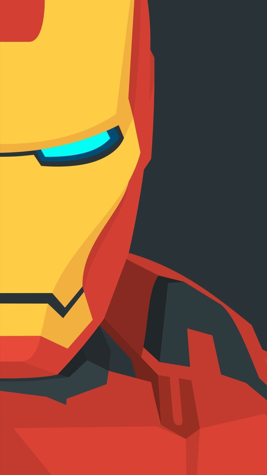 Download Iron Man Wallpaper Hd Iphone X Iron Man Art Iron Man Painting Iron Man Hd Wallpaper