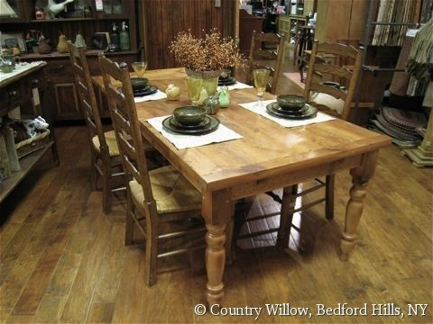 Alicia Diningtbl Wext112  Overstock Shopping  Great Deals Beauteous Willow Dining Room 2018