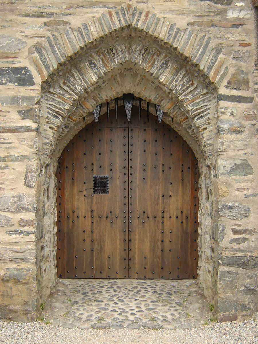 Castle Door 001 By Presterjohn1 Deviantart Com On