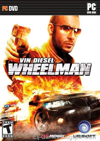 Wheelman - PC Game   Wheelman  Developer: Midway Studios -- Newcastle Tigon  Publisher: Ubisoft  Genre: Action  Release Date: March 24 2009 (US)  About Wheelman  Combining spectacular Hollywood-style stunts with a gripping storyline Wheelman provides an adrenaline-fueled cinematic thrill ride guaranteed to leave you breathless. Vin Diesel stars as an undercover agent and highly skilled driver who must infiltrate the Barcelona underworld to gather intelligence surrounding a covert heist…