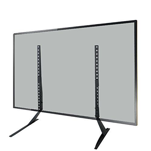 Wali Universal Table Top Tv Stand For Most Led Lcd Oled And Plasma