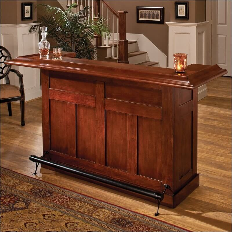 30 Top Home Bar Cabinets, Sets & Wine Bars (ELEGANT & FUN) | Bar ...