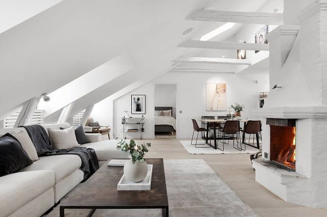30+ Brilliant Attic Makeover Ideas To Inspire You #atticapartment