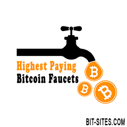 Robot bitcoin faucet rotator cuff