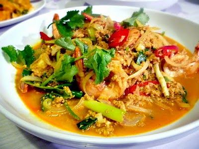 Fried prawn with curry powder thai food fried prawn with curry powder malaysian curryyummy thaithai food recipesindian forumfinder Gallery