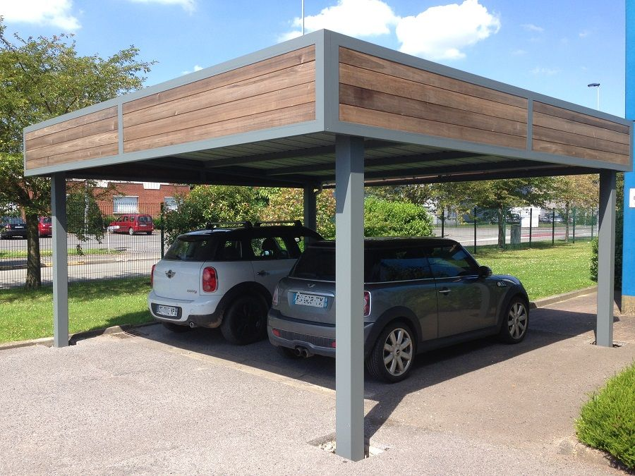 carport aluminium carport pinterest architecture essayer et projet. Black Bedroom Furniture Sets. Home Design Ideas